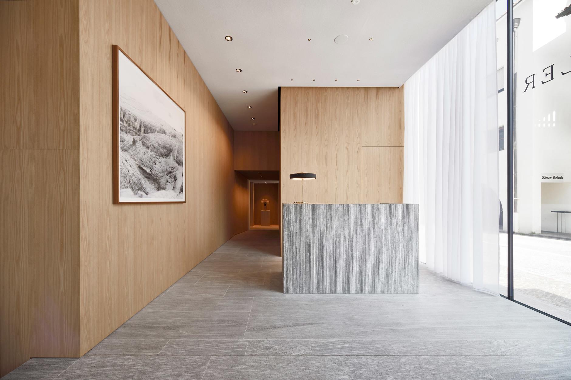 Жилец вершин: минималистский отель в Доломитах (галерея 6, фото 3)
