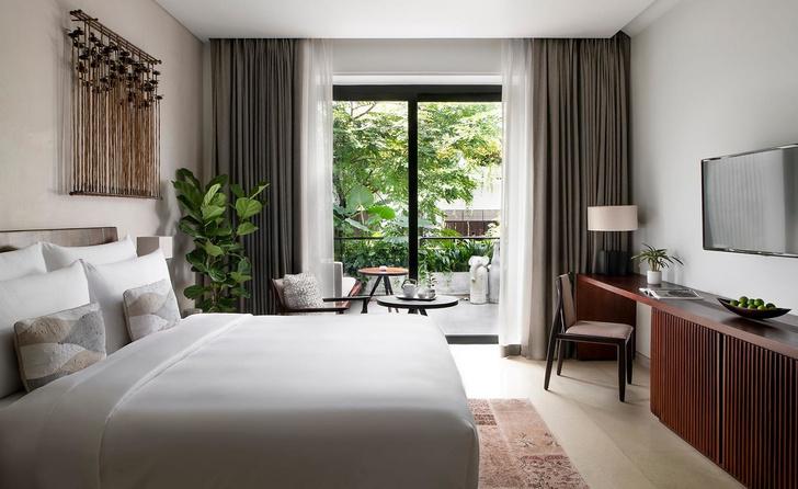 Treeline Urban Resort: новый дизайнерский отель в Камбоджи (фото 7)
