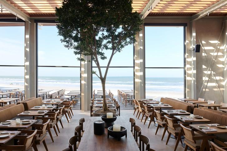 Уютный ресторан с видом на море (фото 4)