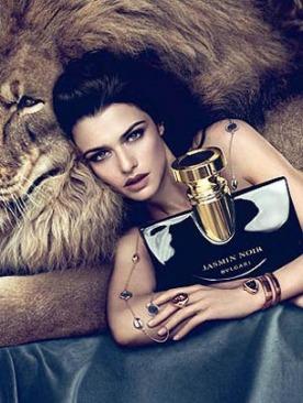 Рэйчел Вайс в рекламе аромата Jasmin Noir Bulgari