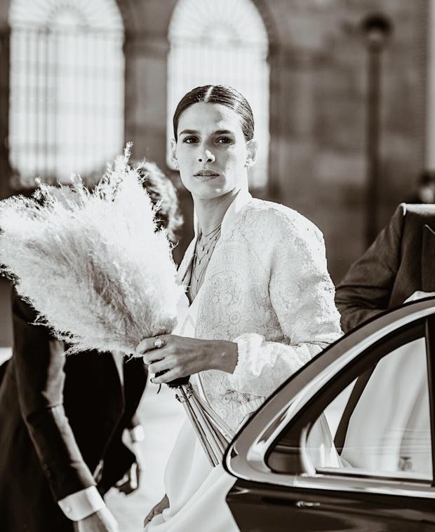 Свадебный #newlook: кружевной бомбер для невесты (фото 3)