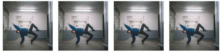 Мужчина, на которого мы подписались: танцор Лео Уолк (фото 0)