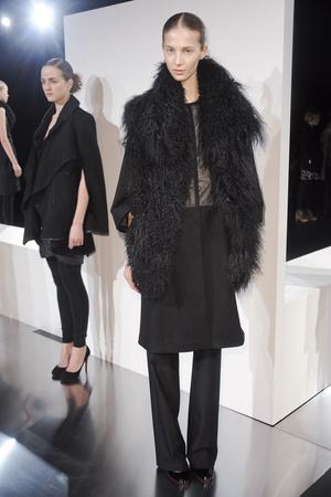 Показ Tess Giberson коллекции сезона Осень-зима 2011-2012 года prêt-à-porter - www.elle.ru - Подиум - фото 226203
