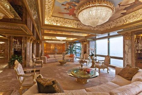 Как выглядят апартаменты президентской семьи в Белом доме? | галерея [1] фото [1]