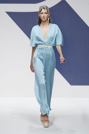 Показы мод Krizia Весна-лето 2013 | Подиум на ELLE - Подиум - фото 1121