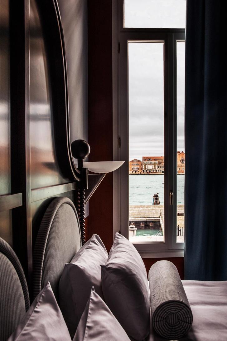 Новый отель по дизайну Доротеи Мейлихзон в Венеции (фото 4)