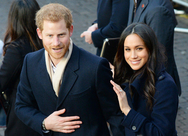Что получит Меган Маркл в случае развода с принцем Гарри? (фото 3)