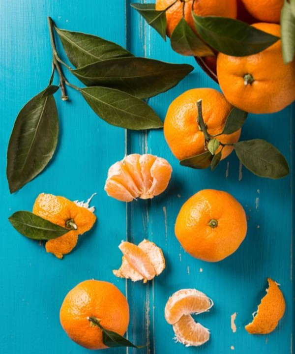 Мал да удал: полезные факты о мандаринах (фото 1)