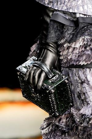 Показ Roberto Cavalli коллекции сезона Осень-зима 2012-2013 года prêt-à-porter - www.elle.ru - Подиум - фото 372606
