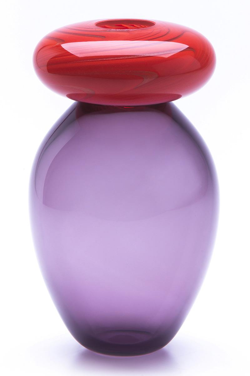 Ваза Bolle, дизайн Карима Рашида для Purho, www.purho.it