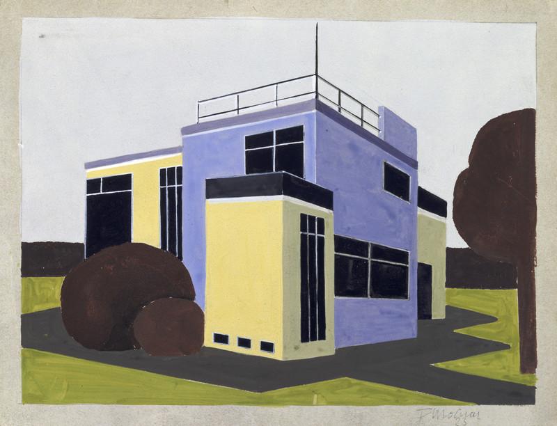 Выставка в музее Bauhaus-Archiv | галерея [1] фото [8]