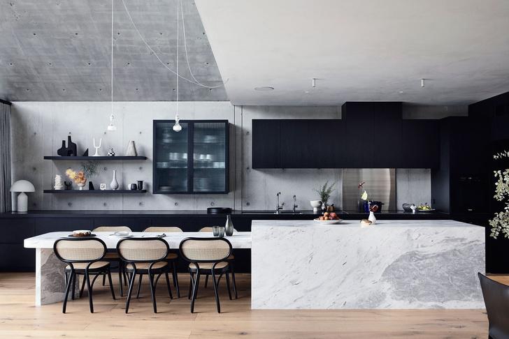 Двойственная натура: светлый дом в Мельбурне (фото 0)