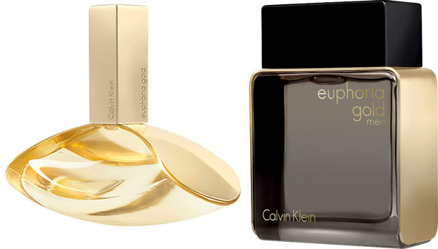 Парный аромат Euphoria gold от Calvin Klein