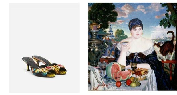 Красота спасет мир: выставка + туфли (фото 7)