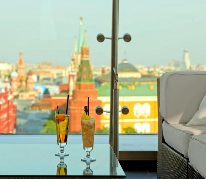 Россия, Москва, O2 lounge