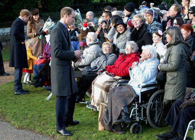 Принц Гарри и принц Уильям: фото 2014
