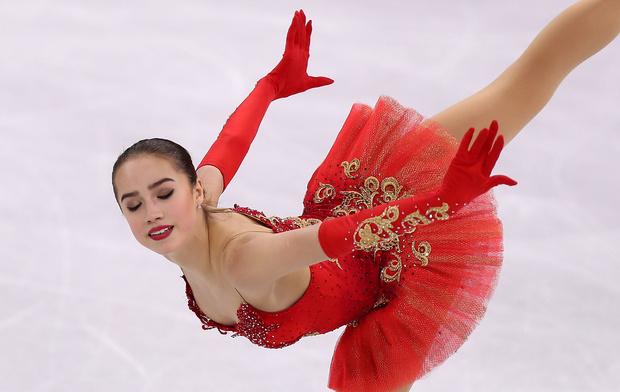 Российские фигуристки одержали победу на Олимпиаде в Пхенчхане (фото 1)