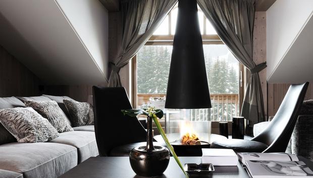 На высоте: дизайнерские отели на горнолыжных курортах (фото 11)