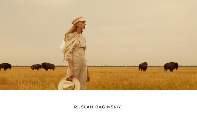 Одна из самых чарующих рекламных кампаний сезона: Ruslan Baginskiy (фото 4)
