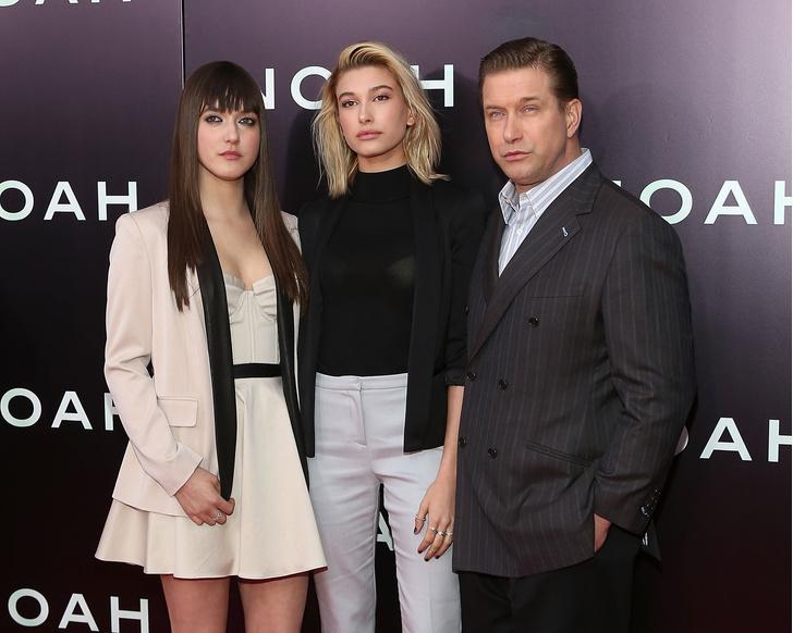 Алаия, Хейли и Стивен