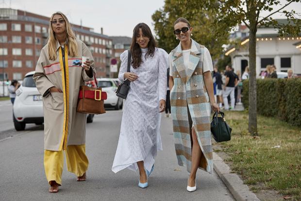 29 лучших стритстайл-образов на Неделе моды в Копенгагене (фото 8)