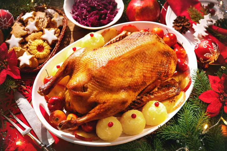Вкус традиции: лучший рецепт Рождественского гуся от Джейми Оливера (фото 5)
