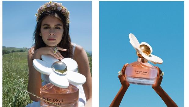 Лукошко морошки: Кайя Гербер представила новый аромат Marc Jacobs (фото 1)