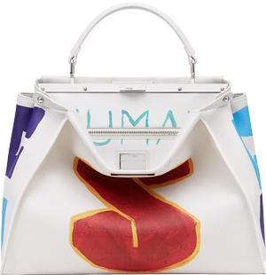 Новые сумки Fendi