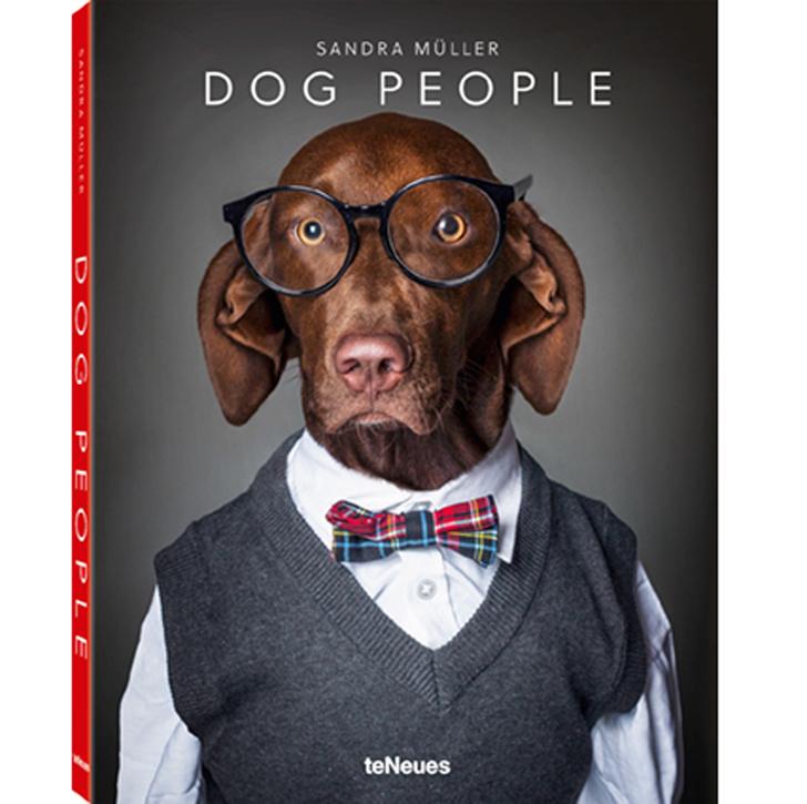 Альбом авторских фотографий Dog People, Sandra Muller, издательство teNeues, www.amazon.com
