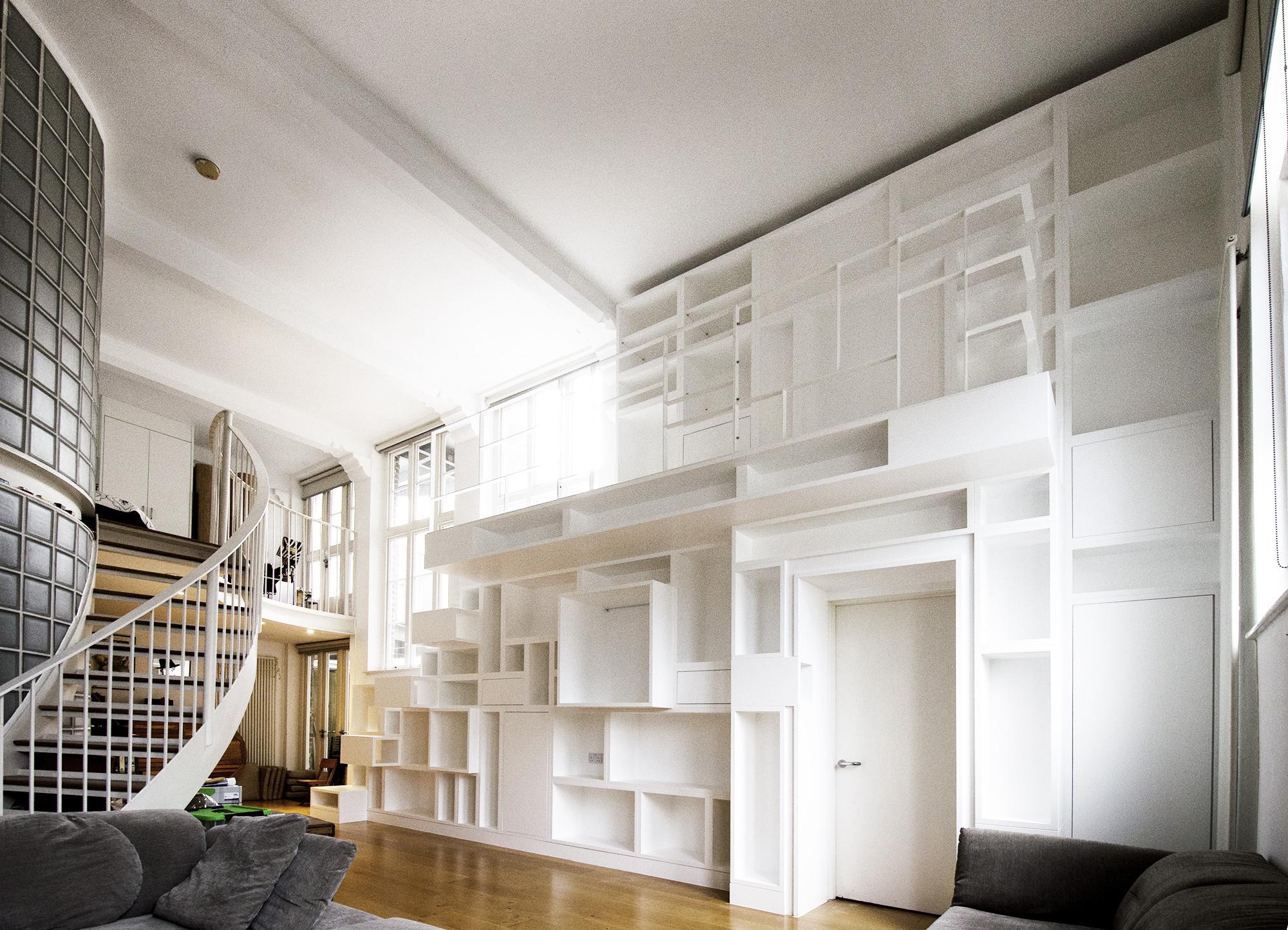 Топ-10: самые необычные дизайнерские лестницы | галерея [5] фото [2]