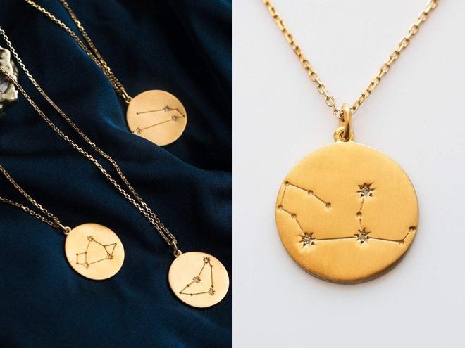 Для влюбленных в небо: украшения со знаками зодиака (фото 9)
