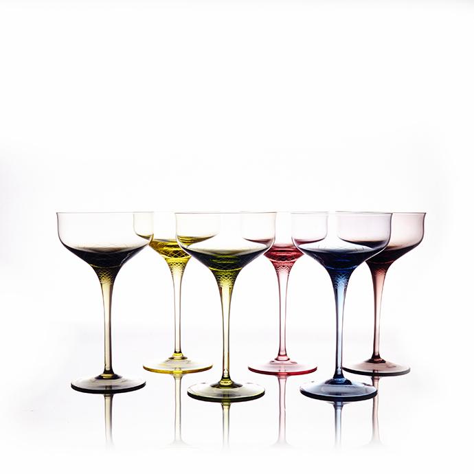 Компания MATEO представила новую коллекцию хрустальных бокалов и фарфора | галерея [1] фото [6]