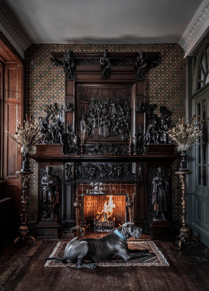 Отель в старинном охотничьем домике в Шотландии (фото 4)