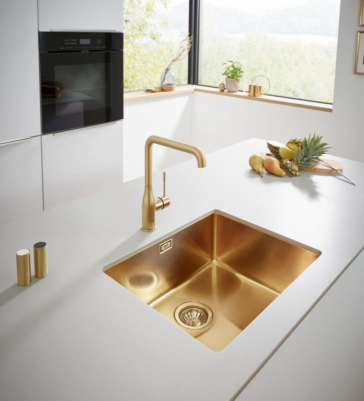 Мыть или не мыть? Какой должна быть раковина для кухни (фото 2)