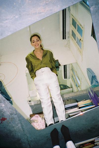 Mango сняли фильм с Софией Санчес де Бетак | галерея [1] фото [3]