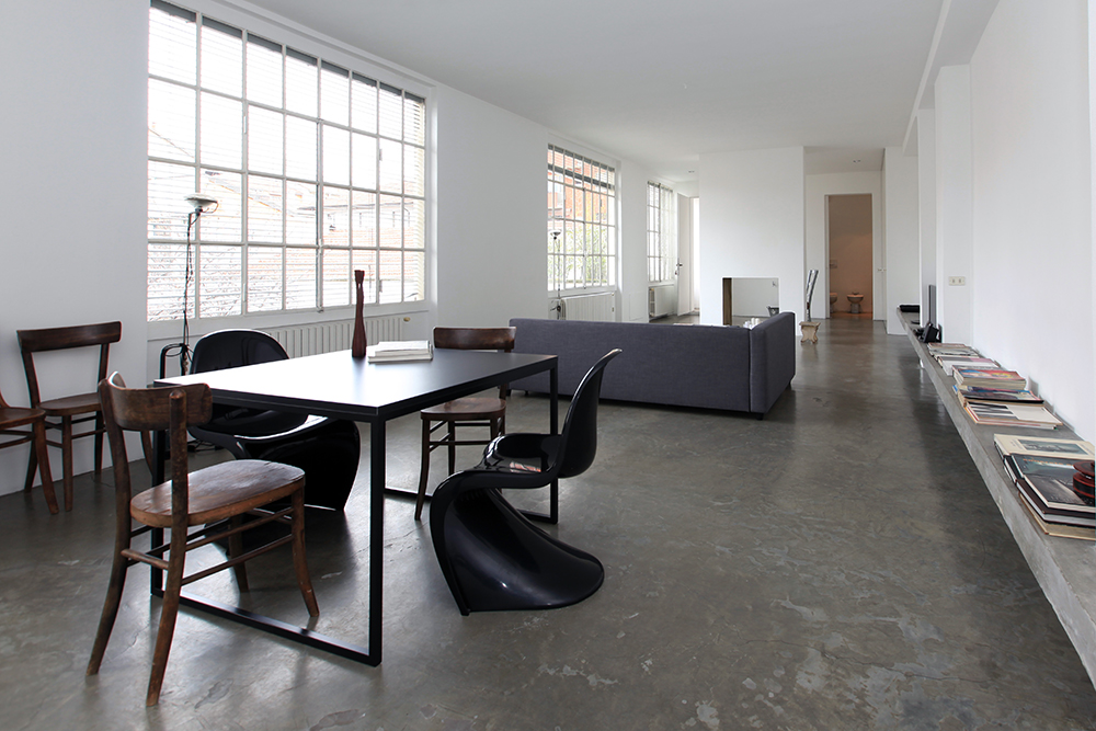 Топ-10: дизайнерские квартиры в Милане | галерея [1] фото [4]