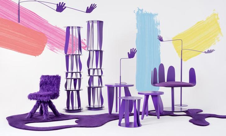 Ультрафиолетовая коллекция Гарри Нуриева (фото 0)