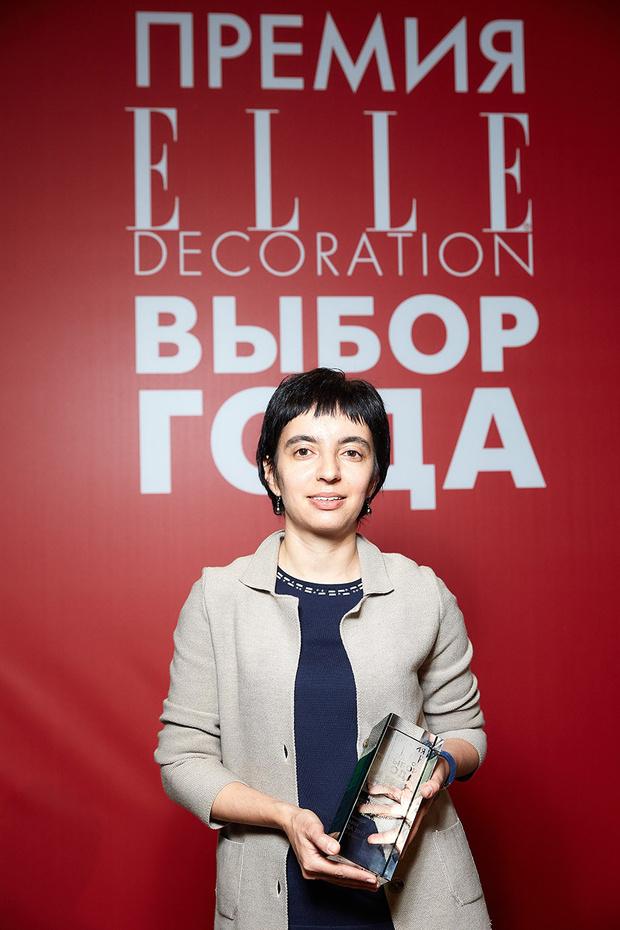 ELLE DECORATION вручил премию «Выбор года» фото [15]