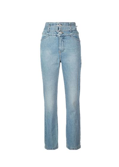 Какие джинсы будут самыми модными этой осенью? (галерея 4, фото 4)
