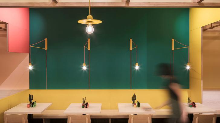 Erbalunga Estudio creates restaurant interior inspired by its Mexican menu (фото 0)