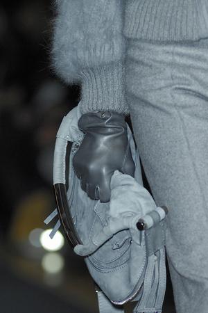 Показ Costume National коллекции сезона Осень-зима 2009-2010 года prêt-à-porter - www.elle.ru - Подиум - фото 97844