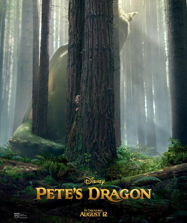 «Пит и его дракон»