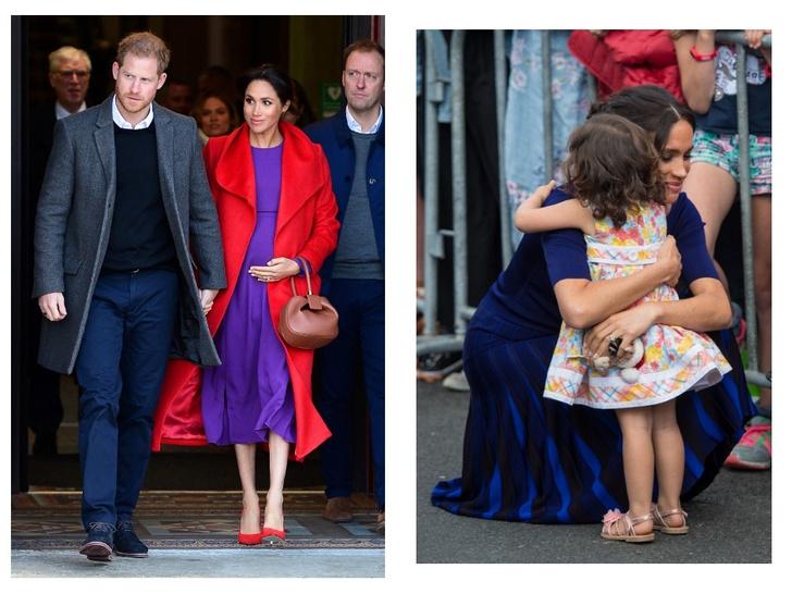 5 обычаев, которым будут следовать Меган Маркл и принц Гарри после рождения первенца (фото 6)