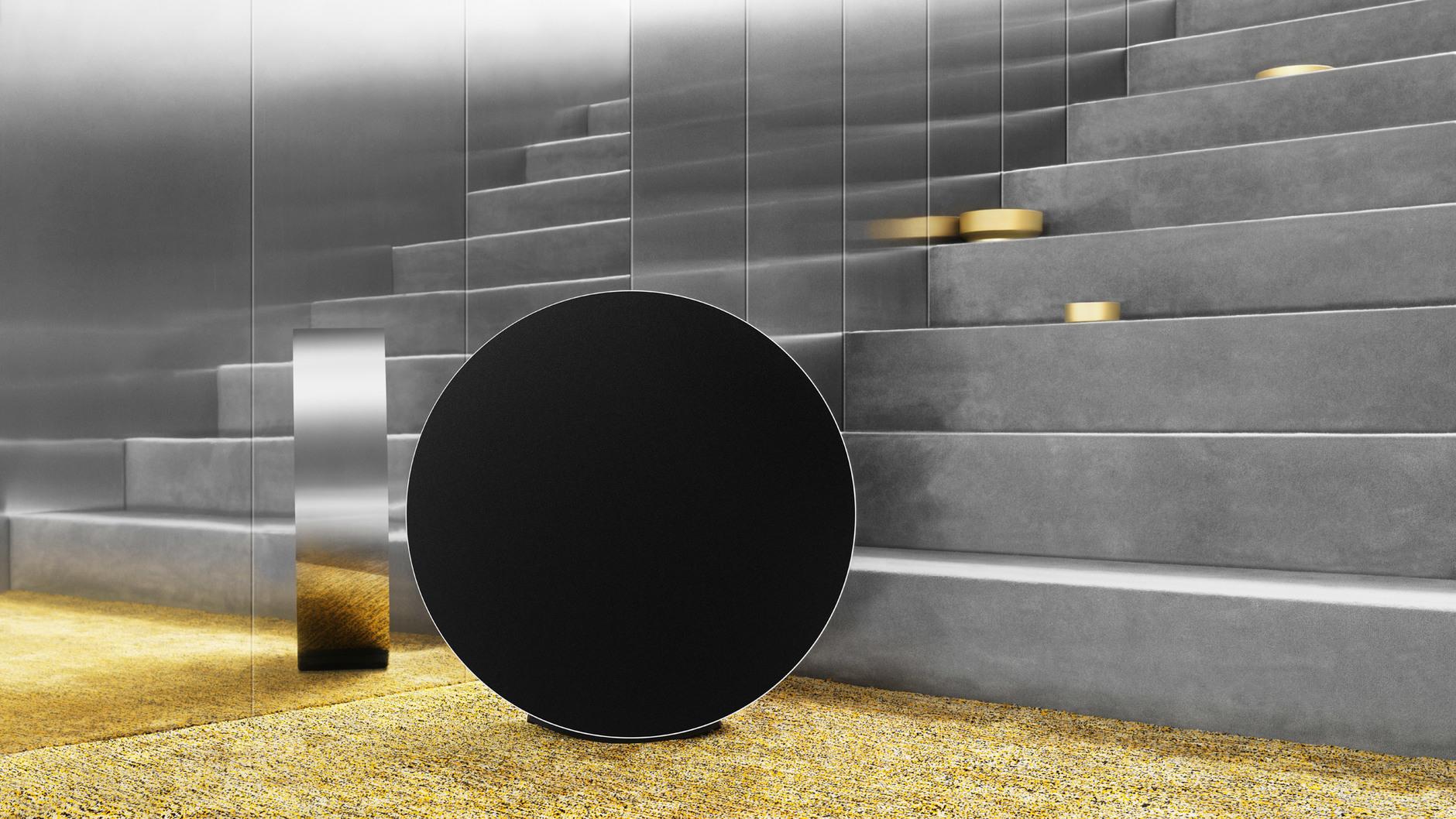 Изобрели колесо! Новая аудиоколонка Майкла Анастассиадеса для Bang & Olufsen (галерея 2, фото 0)