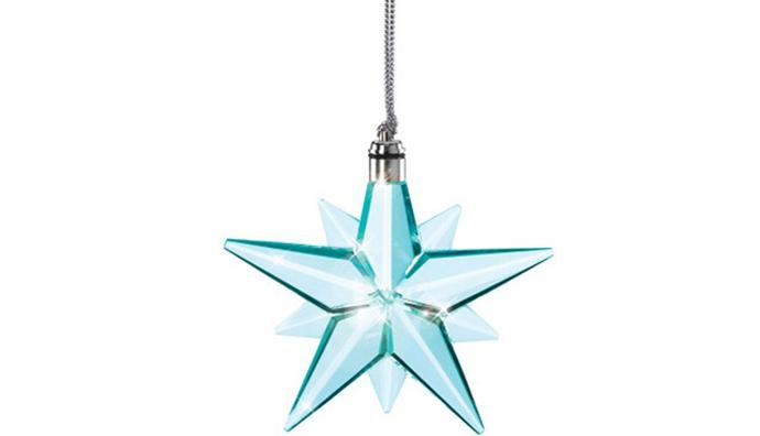 Новогоднее украшение «Звезда»