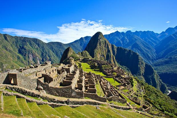 ELLE Inspiration: самые красивые места планеты, в которых стоит побывать (фото 5)