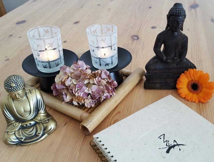 Йога дома: обустраиваем место для занятий (фото 23)