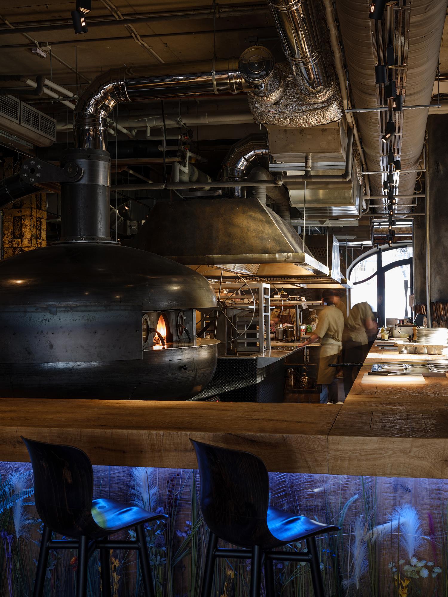 Ресторан «Горыныч»: проект Натальи Белоноговой (галерея 13, фото 1)
