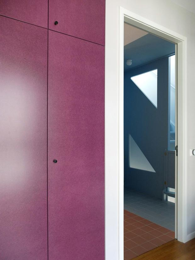 цветной дом в Роттердаме (фото 15)