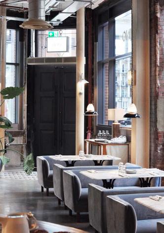 Лондонский ресторан в скандинавском стиле (фото 6.1)